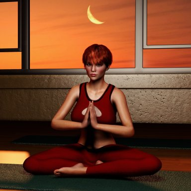 Yoga Pose Pack