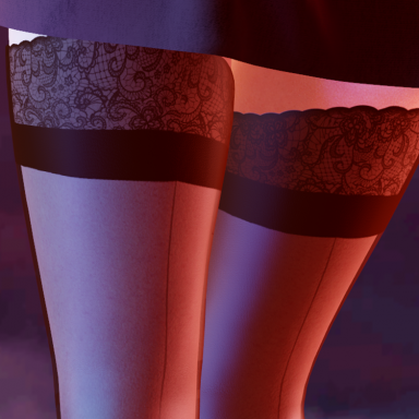 Short and Long Stockings (1 item - 8 presets)