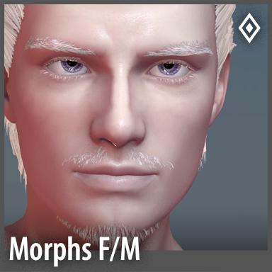 [Unisex] Morphs