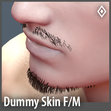 [Unisex] Shiny Dummy Skin