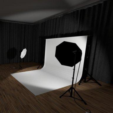 [Environment] Photo Studio for Virt A Mate