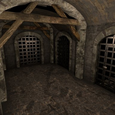 [Environment] Medieval Cells