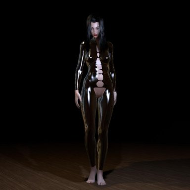 Spandex body