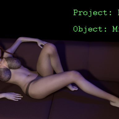 "Project ""Real person"".  Mila."