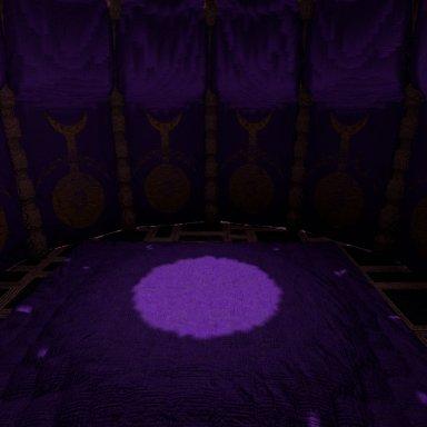 Purple Lodge environment
