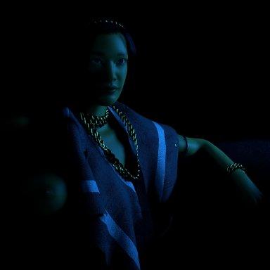 Immersive audio scene set # 4: Nagini Wedding Night