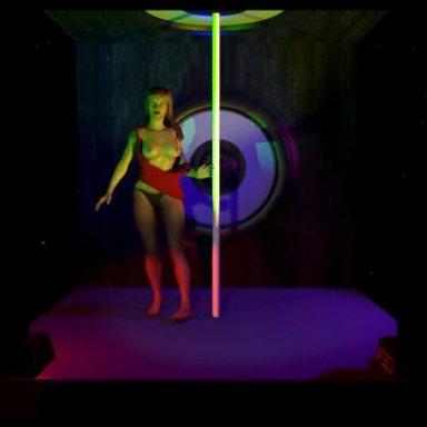 DanceBaby - Mocap Scene