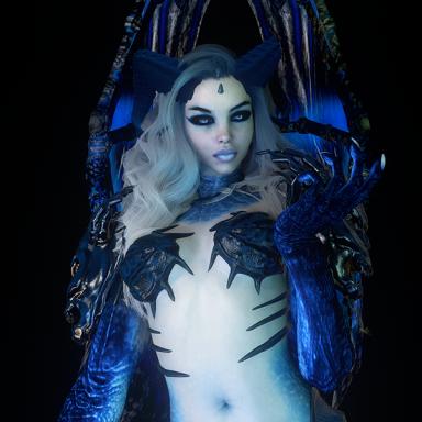 Azure - The DragonKin