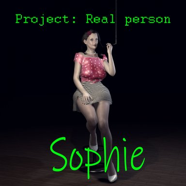 Project Real person: Sophie