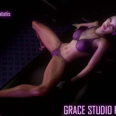 Grace studio private time