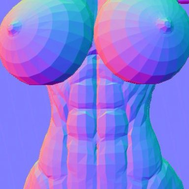 FUTA/MALE BODY SMOOTHER TESSELLETION