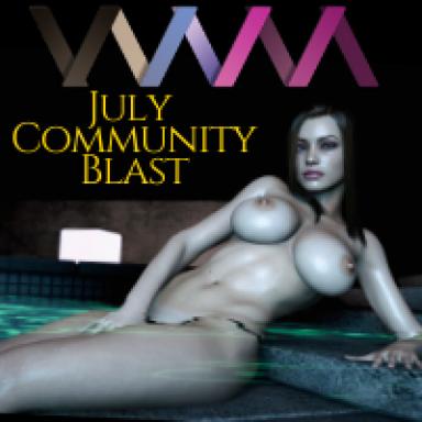 July Community Blast & Community Showcase, July 2020