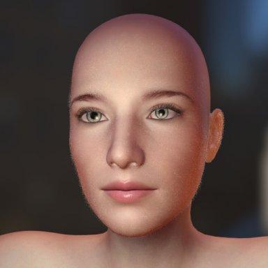 Facial & Arm Peach Fuzz Hair  (Perfpormance/Fast ver)