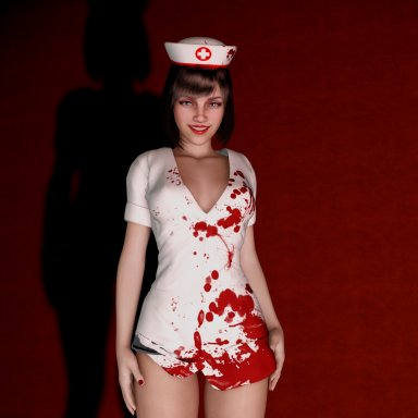 Evil Nurse Suit by Ravenous