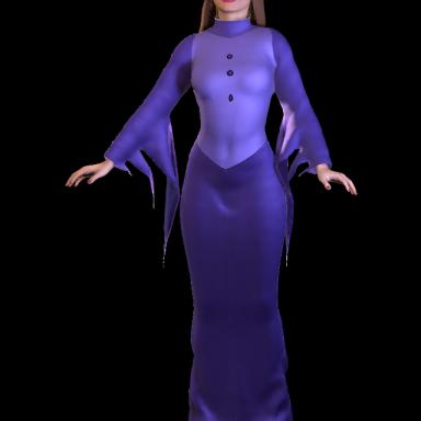 Misery's dress