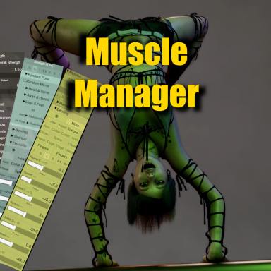 Muscle Manager
