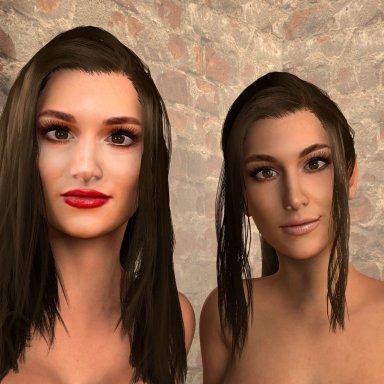 Cici & Dree the Della Twins