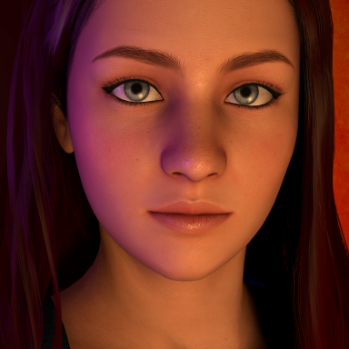 Realistic Look - Sharly