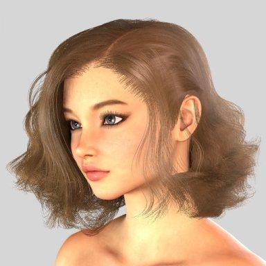 200915 hair
