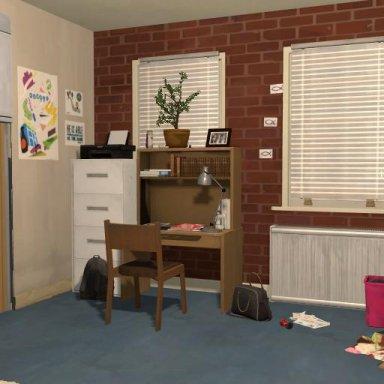 Kate's Dorm Room