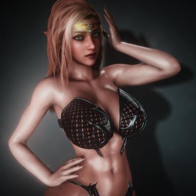 Eisheth - elven princess