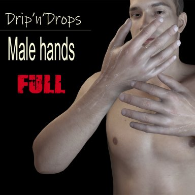 D'n'D Male hands Full version