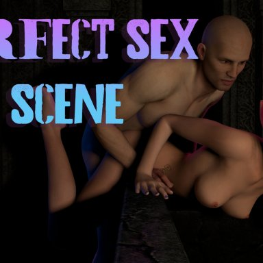 Perfect Sex Scene - Motion capture