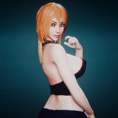 Alter-Hs girl (commission)