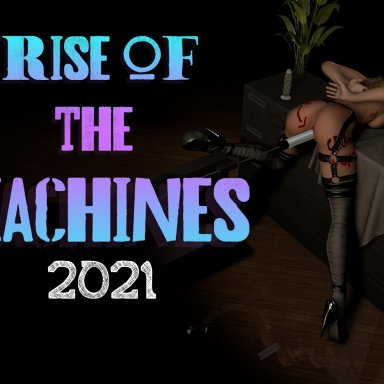 RISE OF THE MACHINES 2021 - Motion capture