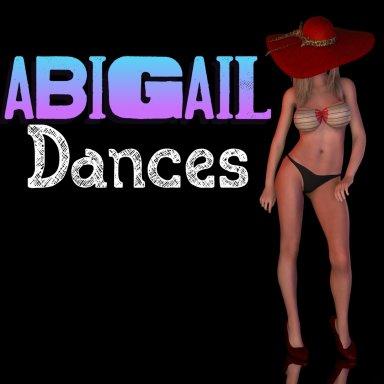 Abigail Dance - Motion capture