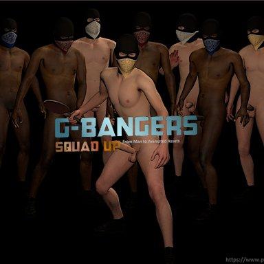 Street Gangs (Man07-Man10)