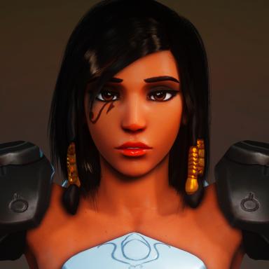 Overwatch - Pharah Compendium