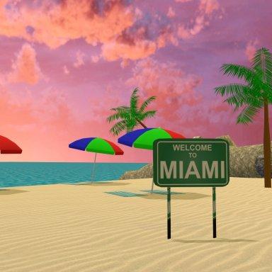 Miami Beach Release!