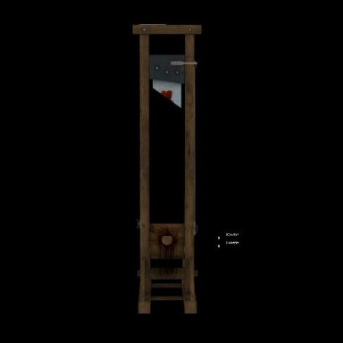 [NHNL] EAA01 : Easy Animated Asset of Guillotine