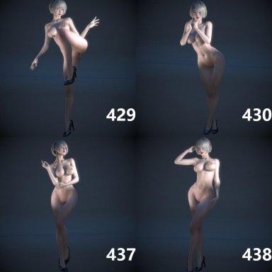 Standing Pose(385-448)