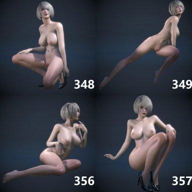 Sitting Pose(257-384)