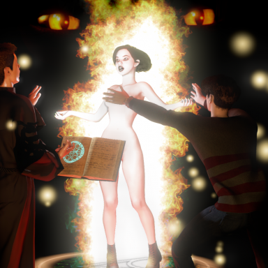 Lady Kasadya and Ethan, Issue #2: The Vengeance of Eve
