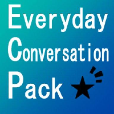 "Everyday Conversation Pack ""A-ya1B"": Full version"