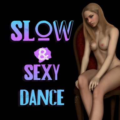 Slow and Sexy Dance - motion capture