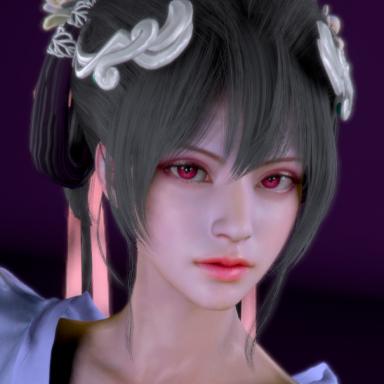 baimoqing(Hair accessories)