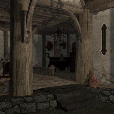 Skyrim Cottage