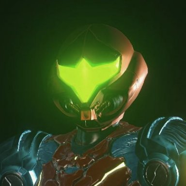 Metroid Dread armor