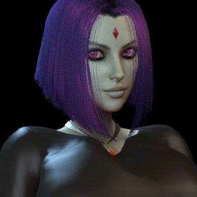 Raven hair (commission)