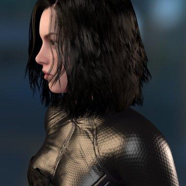 Selene hair (commission)