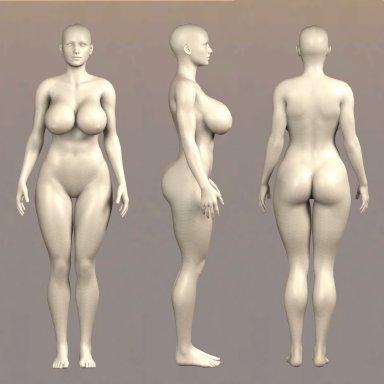 Normal 3 (Body Only Morph)
