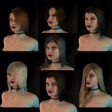 Sinful Hair Pack