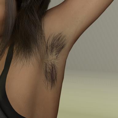 Armpit Hair v4