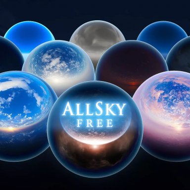 Unityassetstore - 10 more free Skybox Asset bundle