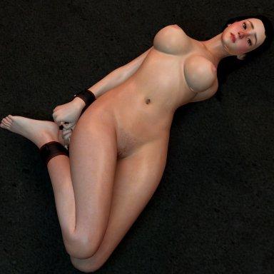 Bondage poses pack