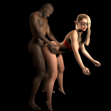 Chair Scene Male Animation added